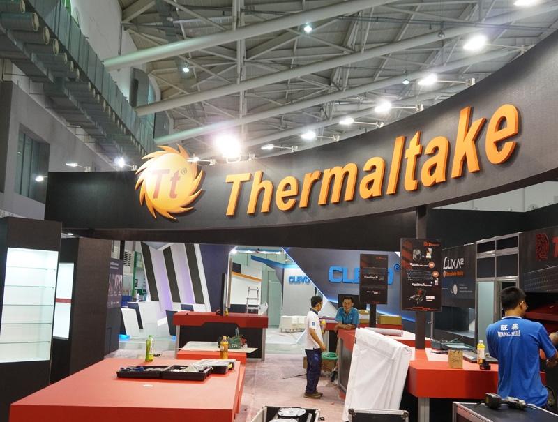 Thermaltake — ждём завтра новые корпуса, системы охлаждения и периферийные устройства