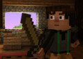 Minecraft: Story Mode — Episode 1. The Order of the Stone
