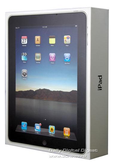 Apple iPad - все что вы хотели знать и не побоялись спросить