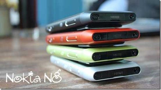 Мануал по разборке - Nokia N8