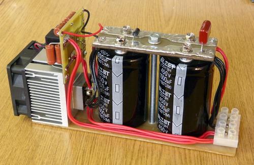 Как из блока питания компьютера сделать инвертор MTS61.ru - Мобильные технологии