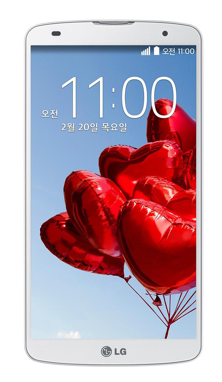 Фаблет LG G Pro 2 представлен официально