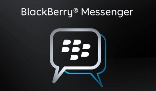 Пользователи iPhone охотно примут сервис BlackBerry Messenger