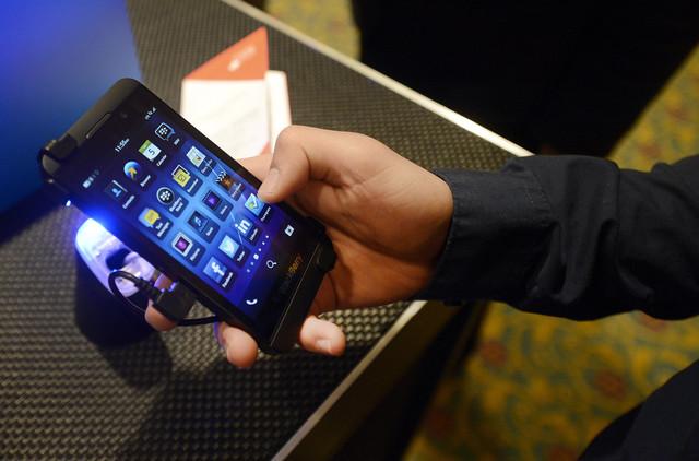 BlackBerry не сможет стать конкурентом Android и iOS