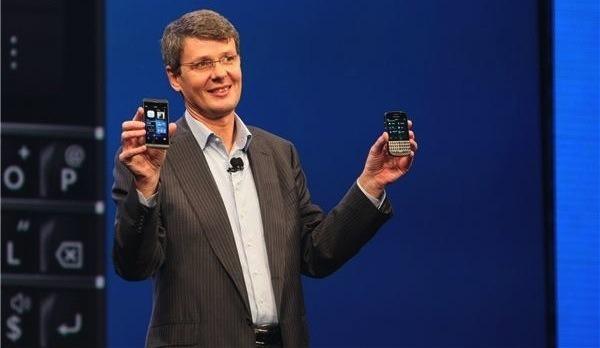 BlackBerry выпустила 6,8 млн смартфонов и 100 тысяч планшетов