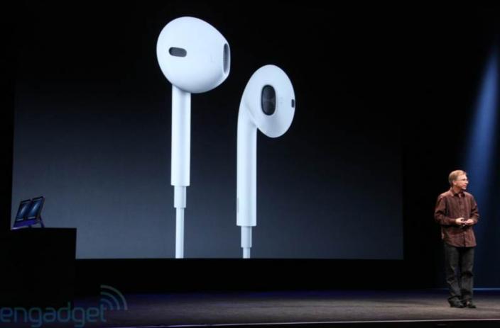 Apple предложит наушники для всех