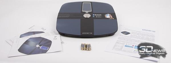 Напольные Bluetooth-весы Polaris EVO: как это работает