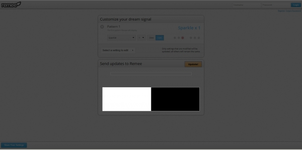 Те самые прямоугольники с сайта remee.me, позволяющие программировать светодиоды