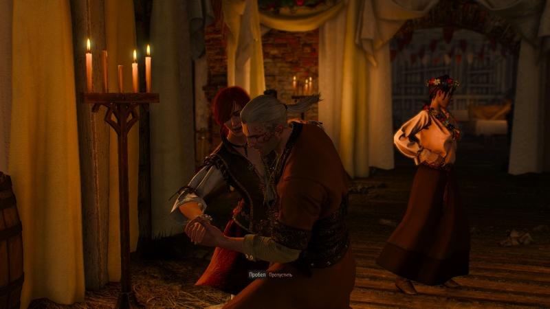 Один из самых душевных и смешных эпизодов во всей The Witcher 3