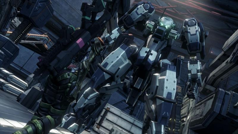 Ну кто не любит огромных роботов?