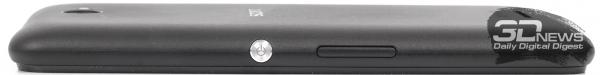 Sony Xperia E4 Dual – правый торец