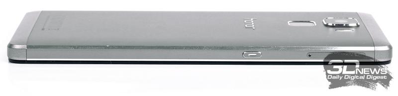 Huawei Honor 7 – левый торец