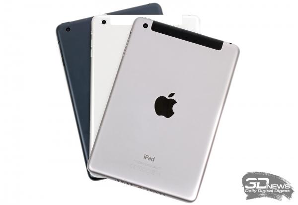 Семейство Apple iPad mini