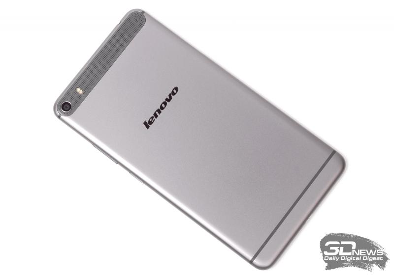 Lenovo Phab Plus – задняя панель