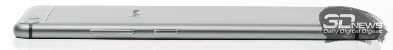 Lenovo Phab Plus – боковая панель
