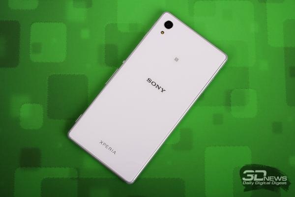 Sony Xperia M4 Aqua Dual – задняя панель