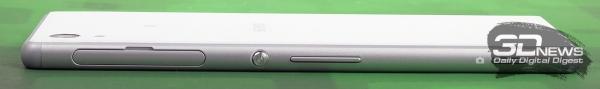 Sony Xperia M4 Aqua Dual – правый торец