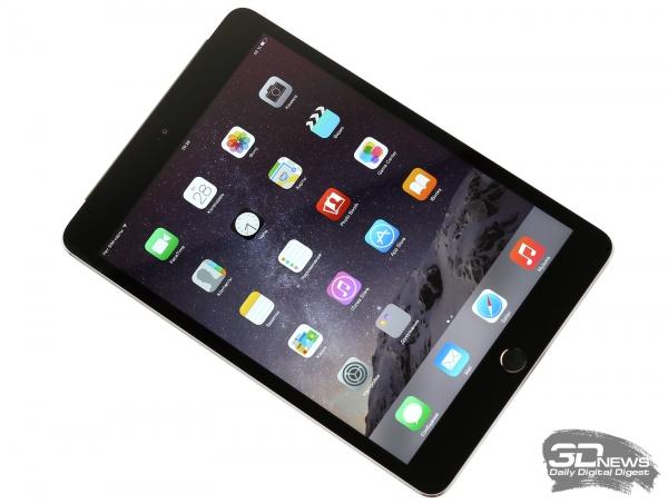 Знакомьтесь, это Apple iPad mini 3