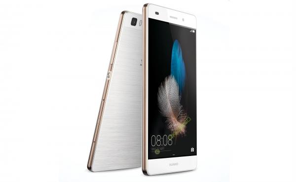 Huawei P8 – официальное фото