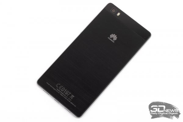 Huawei P8 Lite – задняя панель