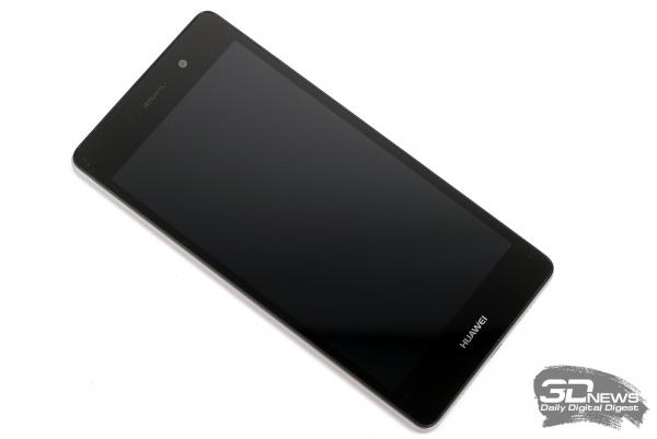Huawei P8 Lite – лицевая панель