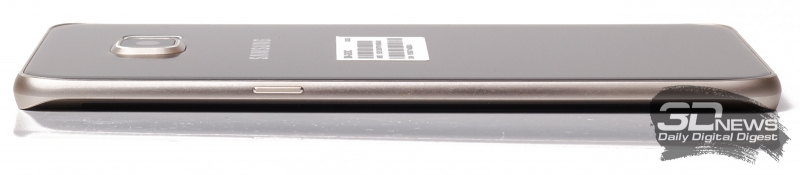 Samsung GALAXY S6 Edge+ – боковая панель
