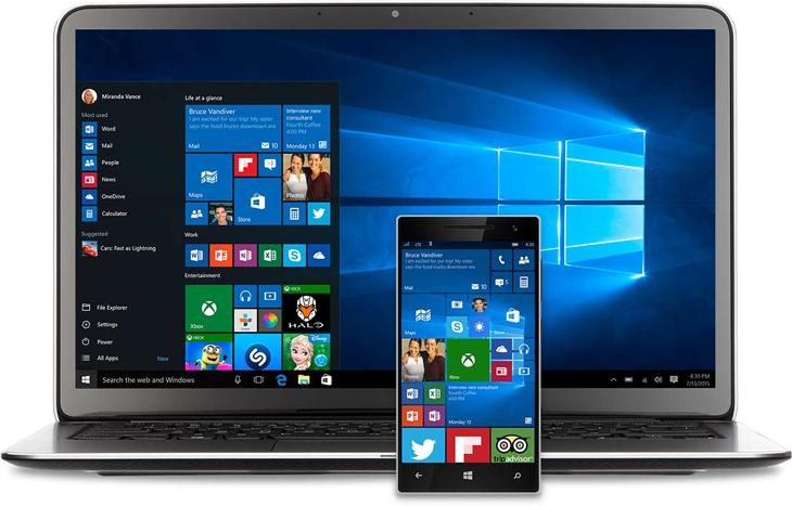 С выпуском Windows для ПК Microsoft заложила первый камень в фундамент универсальной программной платформы