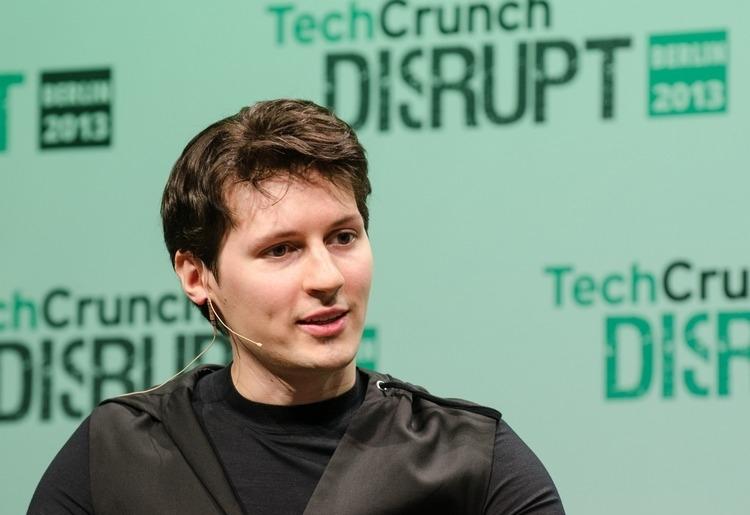 Павла Дурова не пугают угрозы блокировки мессенджера Telegram в России