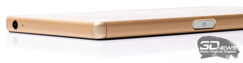 Sony Xperia Z5 – защитные «уголки»