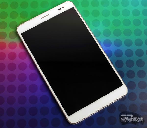 Знакомьтесь, Huawei MediaPad X1