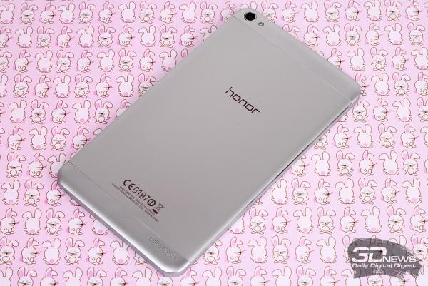 Huawei MediaPad X2 – задняя панель