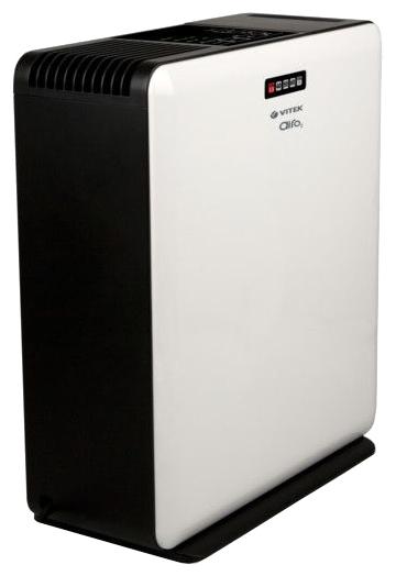 Паровой увлажнитель воздуха Vitek потребляет (по паспорту) 320 ватт мощности