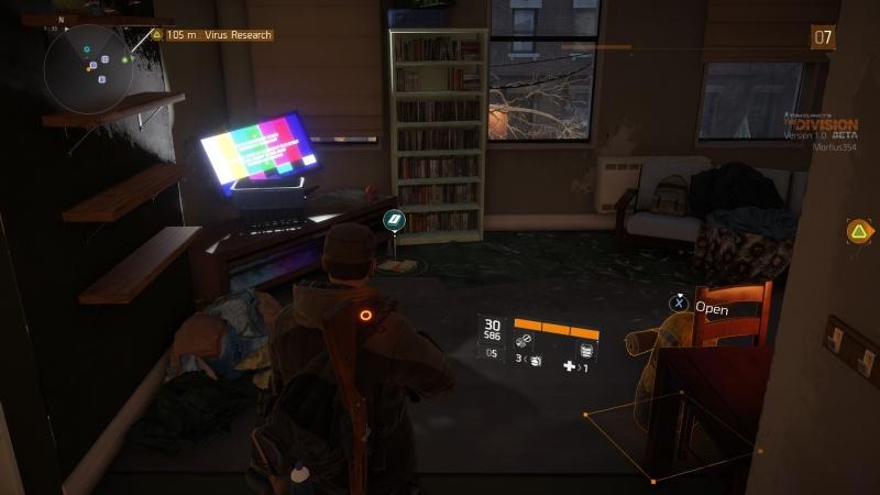 В игре оказалось довольно много закрытых помещений, куда можно залезть. И все интерьеры обставлены вручную и наполнены деталями