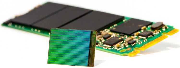 SSD на базе IMFT 3D NAND
