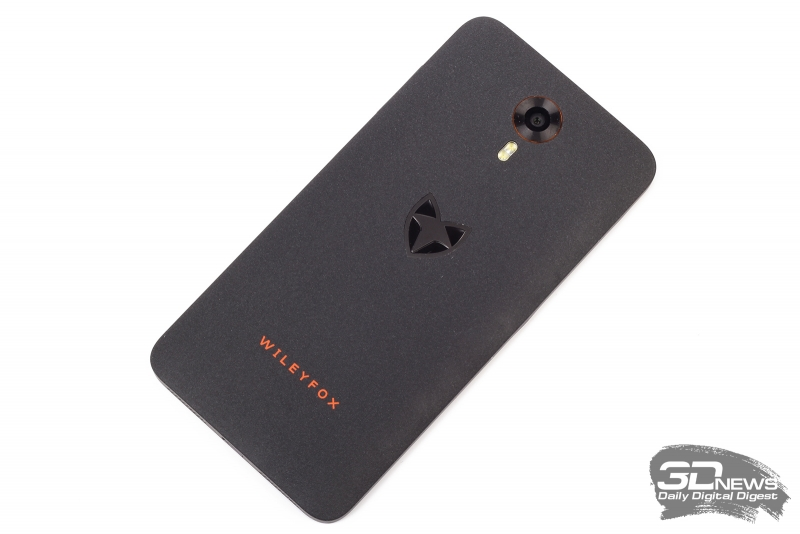 Wileyfox Swift – задняя панель