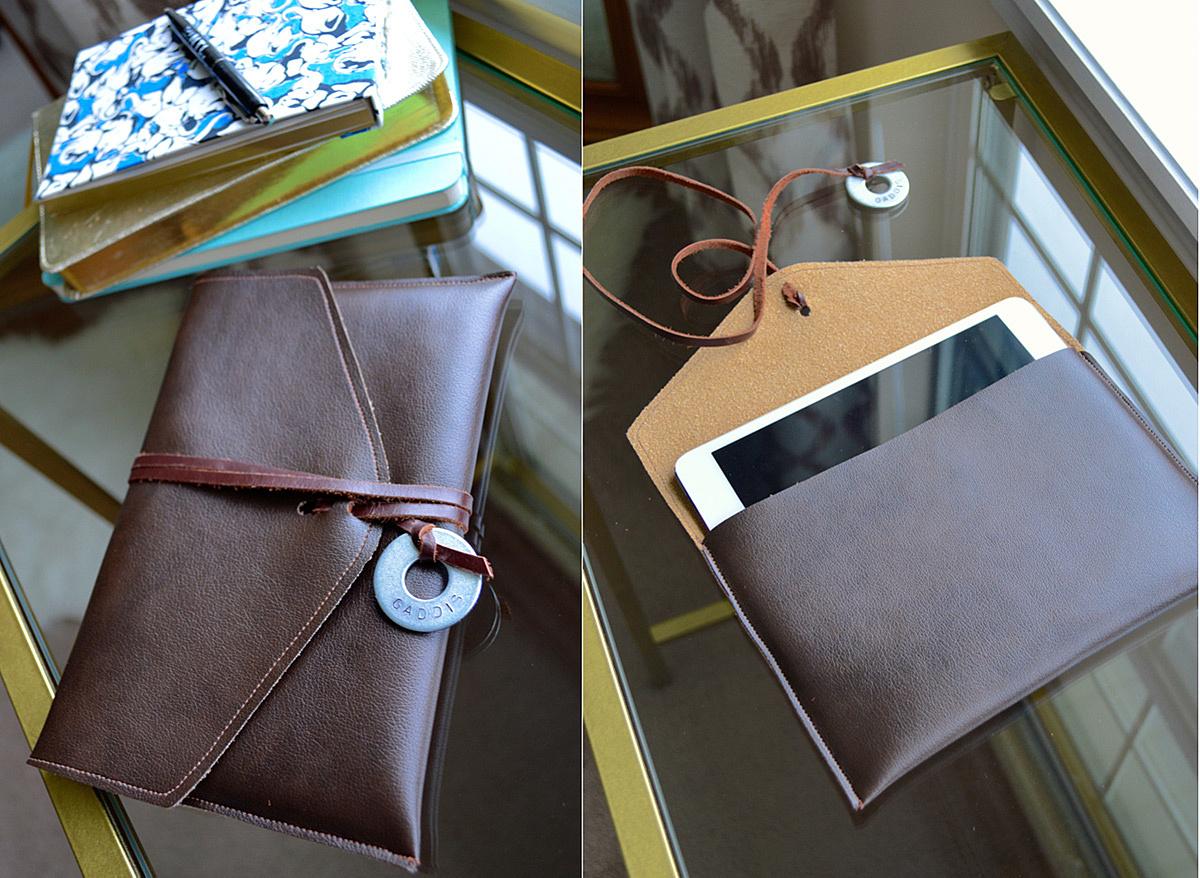 Сделать своими руками сумочку для планшета