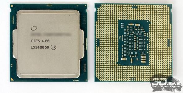 Архитектурная вершина Intel на сегодня: Core i7-6700K Skylake