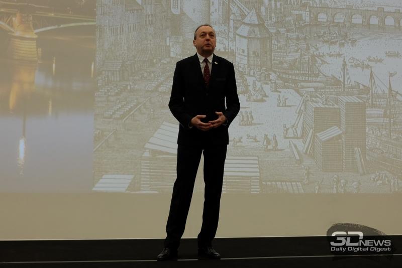 Глава Panasonic Europe Лоран Абади