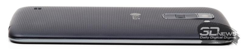 LG K10 LTE – боковая сторона