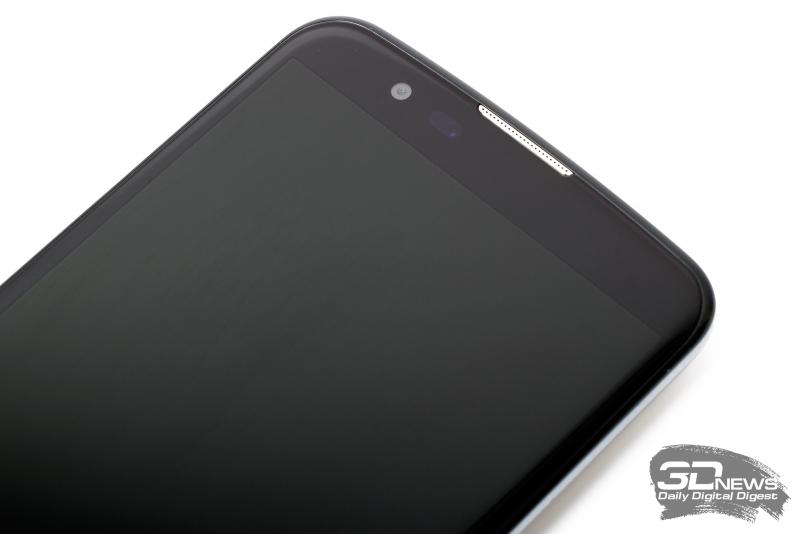 Обзор смартфона LG K10 LTE1