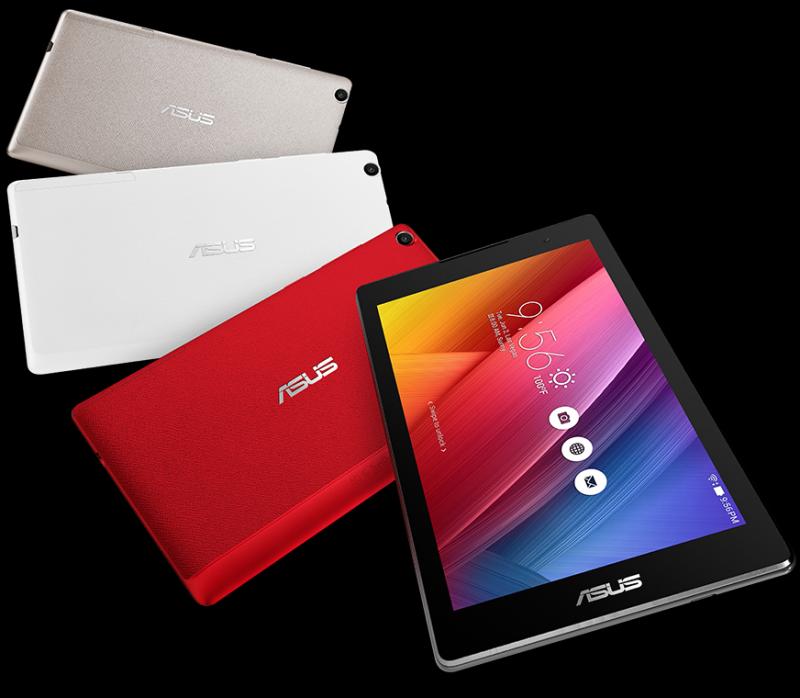 ASUS ZenPad C 7.0 – различные цветовые решения (официальное фото)