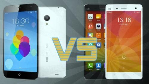 Xiaomi или Meizu