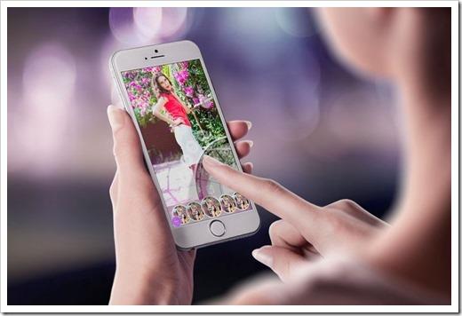 Качественные фотографии на IPhone