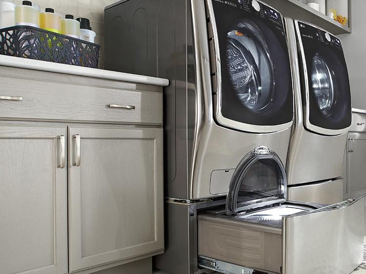 Стиральные машины TWINWash - один из залогов финансового благополучия LG Home Appliance & Air Solutions
