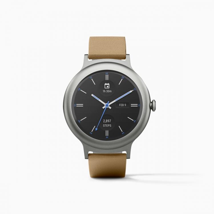 LG Watch Style и LG Watch Sport — первые смарт-часы на Android Wear 2.0