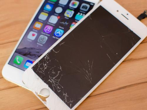 Как заменить дисплей на iPhone 6 Plus