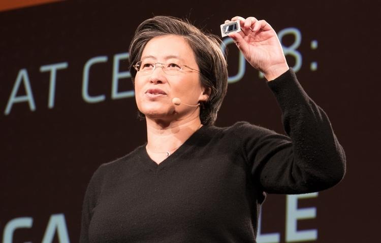 Что AMD представит на выставке CES 2019?