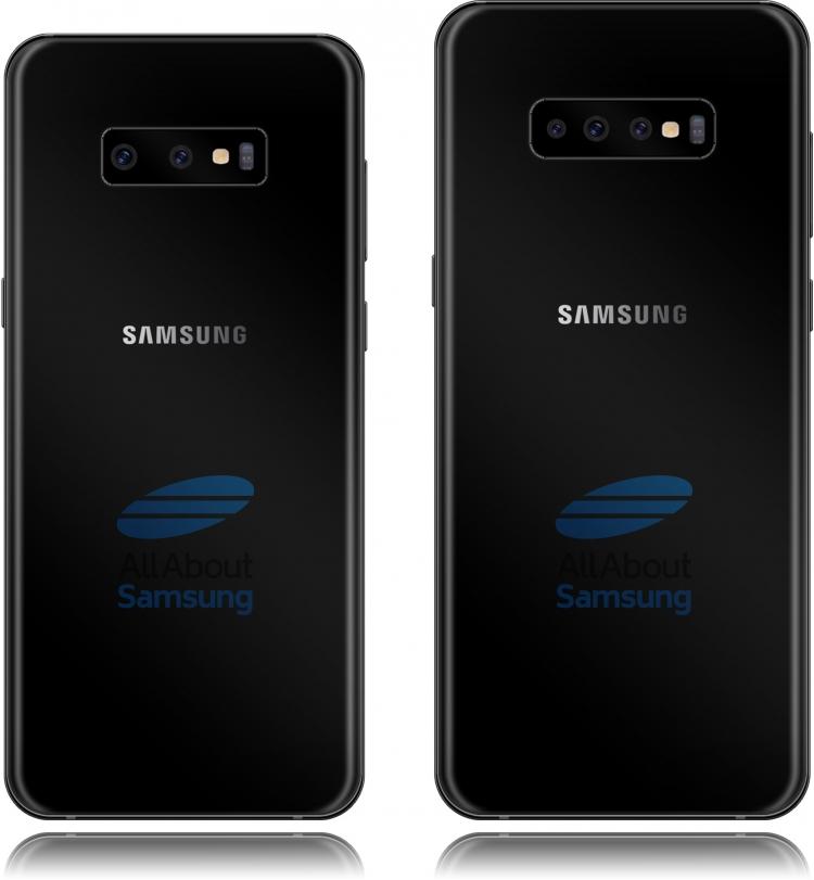 Первое живое фото и опыт использования Galaxy S10+