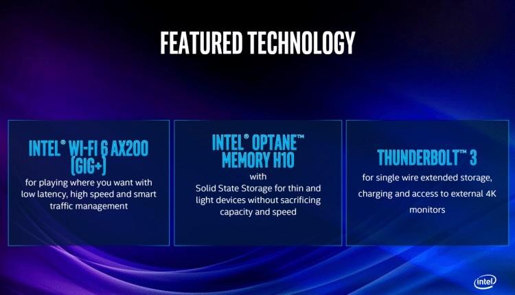 Intel показала дискретную видеокарту и анонсировала мобильные Coffee Lake Refresh
