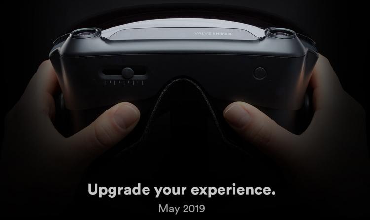 Valve неожиданно представила собственную VR-гарнитуру Index